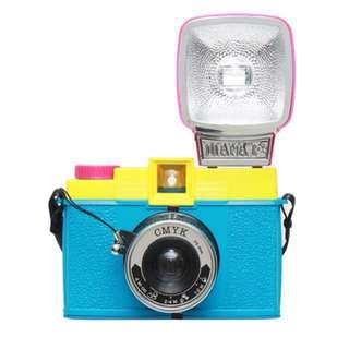 Diana F+ CMYK Lomography Camera