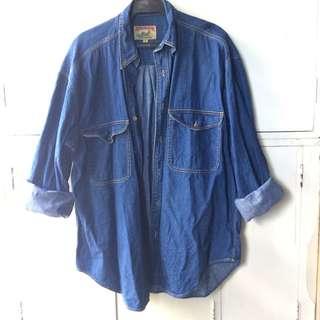 Maong Jacket