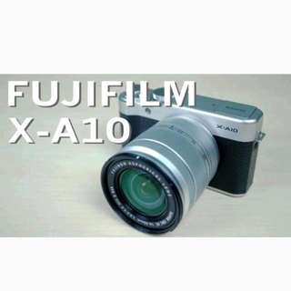 Kredit kamera X A10 bunga 0%