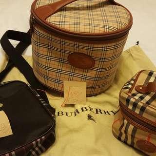 Burberry 袋 (3 個 )