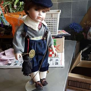 european collectible  dolls
