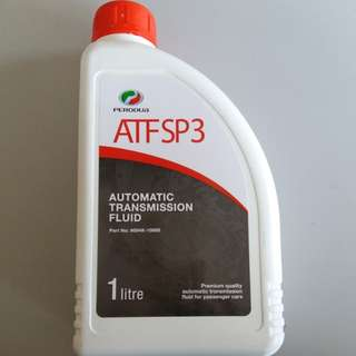Engine Oil ATF SP3 Perodua ori