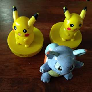 Pokemon Figures