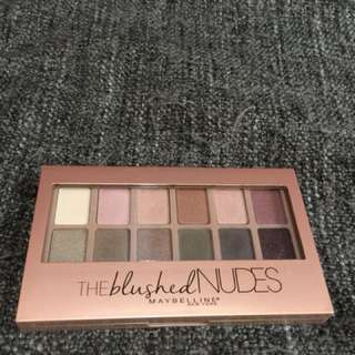 Maybelline Eye Shadow Palettes