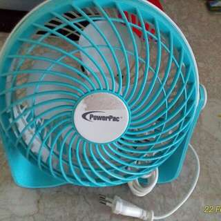 light powerpac fan
