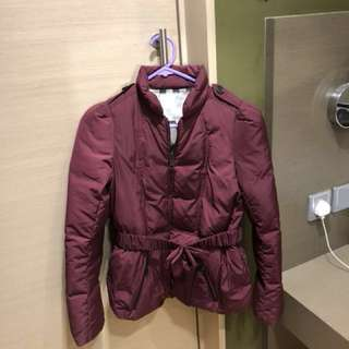 執屋:Burberry羽絨down jacket children's size