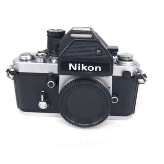 Nikon F2S Photomic (DP-2) Chrome Film SLR Body (Used) [SN: ***2597]