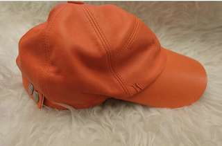 preloved hat hermes leather