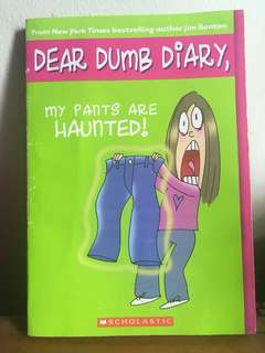 Dear Dumb Diary Bundle