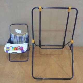 ayunan dan kursi bayi