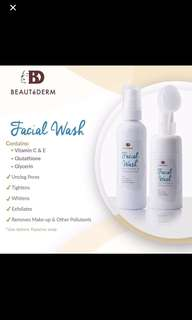 Facial Wash with Refill