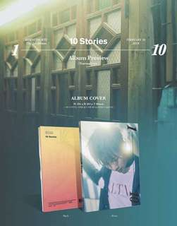 Kim Sung Kyu - 10 Stories (Normal Ed)