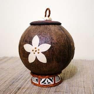 馬來西亞椰子茶葉罐
