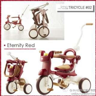 iimo Three Wheels Stroller / Tricycle 三輪車
