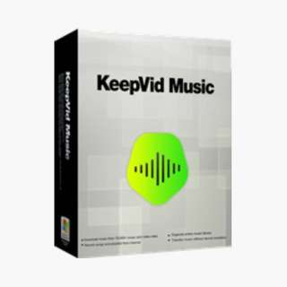 KeepVid Music (Win/Mac)