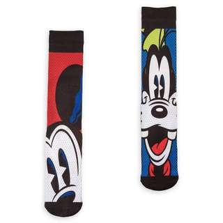Mickey Mouse and Friends Comic Socks for Adults