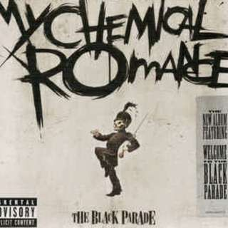 arthcd MY CHEMICAL ROMANCE Black Parade CD