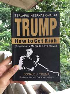 TRUMP-How to Get Rich