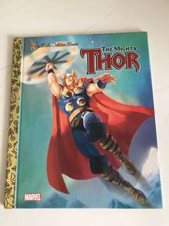 The Mighty Thor - Little Golden Book