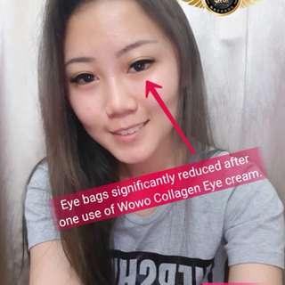 Collagen eyecream