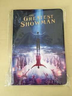 The Greatest Showman Notebook