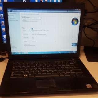 Cheap & High spec Dell E6400 laptop