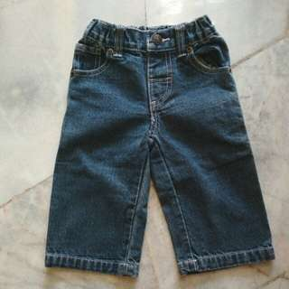 Pumpkin Patch Jeans (6m - 1 yo)