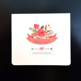 [Instock] Gift card/ greeting card #11