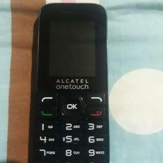 Alcatel basic phone
