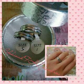 Affordable Couple Ring