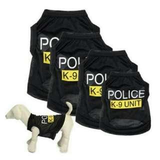 Cute Dog K9 Shirt