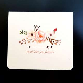 [Instock] Gift card/ greeting card #10