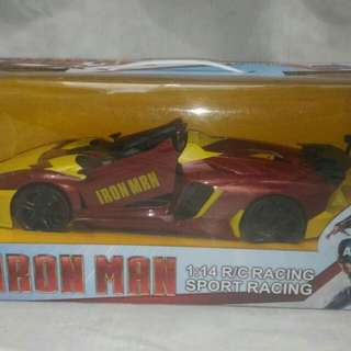 Remote racing iron man
