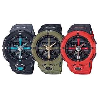 G-Shock GA500P