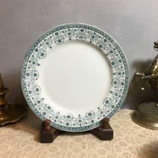 西洋老瓷盤