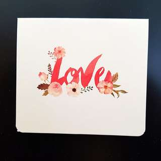 [Instock] Gift card/ greeting card #9
