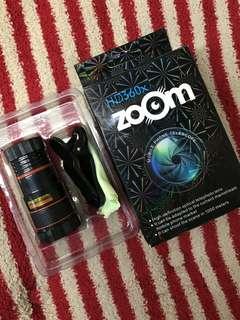 🆕 🈹️ HD360x 手機zoom鏡頭 mobile zoom lens