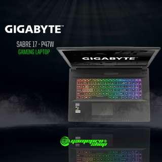 GIGABYTE Sabre 17 P47W (GTX 1060 6GB GDDR5)