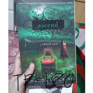 Trylle Novel: Ascend - Amanda Hocking