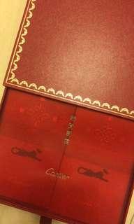 Cartier卡地亞2018VIP禮盒連利是封