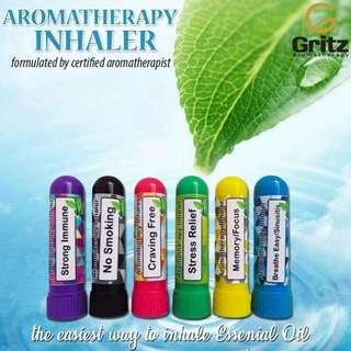 Gritz aeromatheraphy