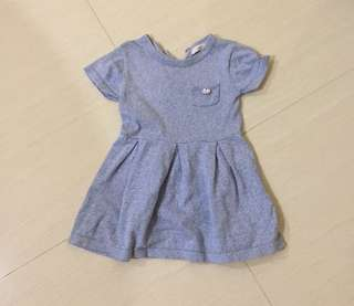 Give away / bless Fox 2y blue dress