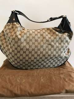 Authentic Gucci Handbag Tote bag
