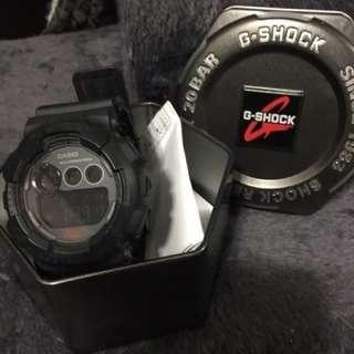 G shock DW 6900AC2 一隻 有保用年限