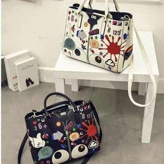 Korean Bag 2in1
