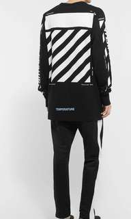 OffWhite Clothing (Temperature)
