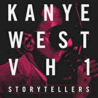 arthcd KANYE WEST VH1 Storyteller DVD + CD (Brand New Sealed)