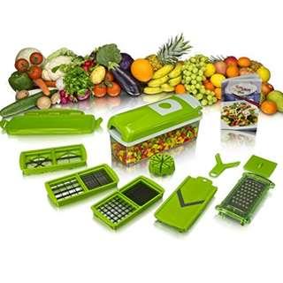 Nicer Dicer Alat Potong Sayuran dan buah buahan