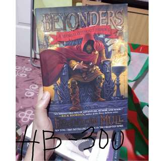 Beyonders: A World Without Heroes (Hardcover) - Brandon Mull