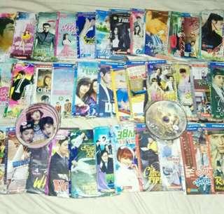 CD korea ada 50 judul harga per film 6 ribu